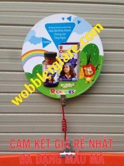 Wobbler kẹp, kẹp nhựa,   sản xuất wobbler, in wobbler, wobbler cầu nhựa, wobbler nam châm, bán wobbler