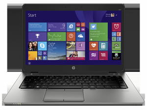 HP EliteBook 840 G2 i5 Broadwell 5300U 2.4Ghz, Ram 8GB
