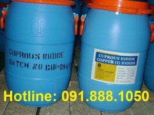 Bán CuI 99%, ban Copper Iodide, Cuprous Iodide