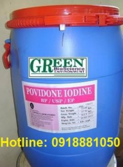 Bán-Povidone-Iodine, bán-PVP-Iot hàng nhập khẩu trực tiếp.
