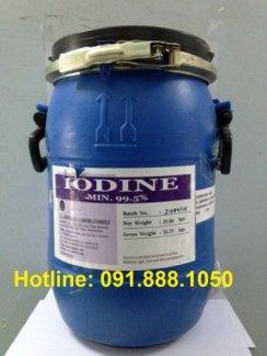 Bán Iot 99.5%, bán Iodine