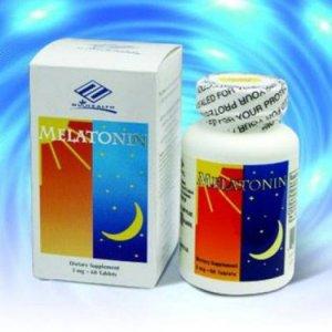 Melatonin Hỗ trợ điều trị mất ngủ