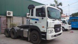Xe đầu công, đầu kéo HYUNDAI HD1000 đời 2016 nhập khẩu nguyên chiếc, ô tô Trường Hải Tây Ninh. giá tốt cho doanh nghiệp.