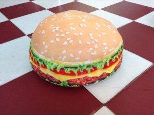 Gối Hamburger 3D