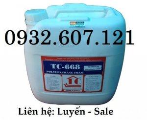 Pu xử lý rò rỉ nước 668, keo  pu chống thấm ngược 668 pu 669 ở Hà Nội