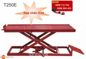 Cách chọn mua bàn nâng xe máy cho tiệm sửa xe máy chuyên nghiệp