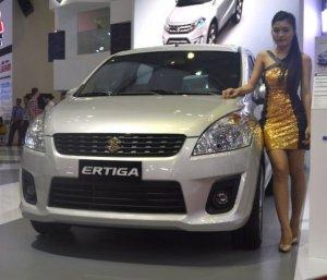 Suzuki Ertiga 2017, Bán Giá THANH LÝ. giá chỉ 549triệu (VAT)