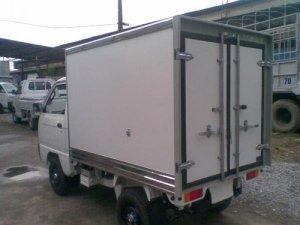 Cần bán xe Suzuki 5 tạ, Suzuki truck, thùng kín, thùng phủ bạt, giao xe ngay