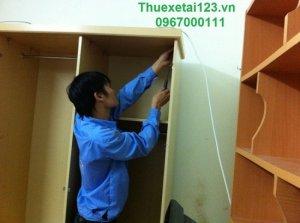 Lựa chọn chuyển nhà trọn gói Thần Đèn giá rẻ uy tín tại Hà Nội
