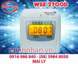 Máy chấm công thẻ giấy WSE 2700A/D