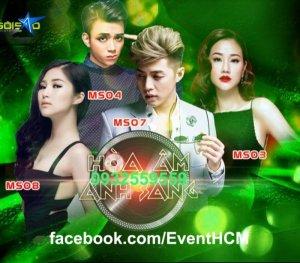 Vé Chung kết The Remix Hòa Âm Ánh Sáng 20/3/2016