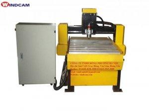 Máy CNC 6090 gia công gỗ cnc, cấu hình nâng cấp giá rẻ