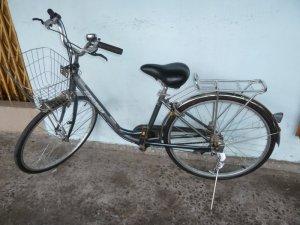 Xe đạp nhật sườn nhôm fun đồ nhôm  hiệu SUNRUNNER còn mới