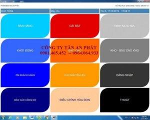Cài Đặt Phần mềm quản lý Nhà hàng tại Bắc Ninh