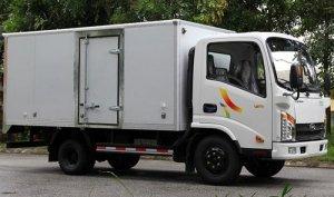 Xe tải 3t5, xe tải veam vt350