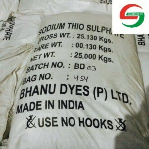 Bán Enzyme xử lý nước cắt tảo, Sodium Thiosulphate Ấn Độ dùng trong ao nuôi