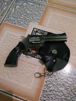 Hộp quẹt súng rulo - lửa khò đẹp