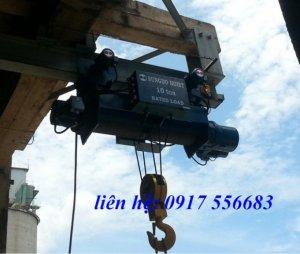 Pa lăng cáp điện sungdo hàn quốc 1 tấn, 2 tấn, 3 tấn, 5 tấn, 7.5 tấn, 10 tấn... 30 tấn giá tốt nhất