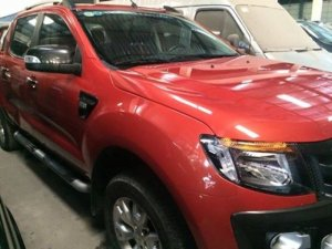 Ford Ranger Wildtrack 2013