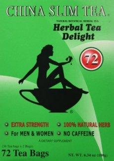 Trà Giảm Cân China Sleam Tea - Hàng Mỹ