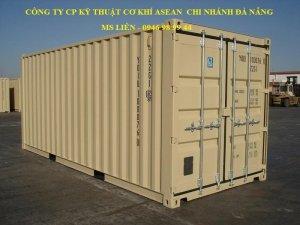 Cho Thuê Container Kho Văn Phòng 20 - 40 Feet Giá Tốt Tại Đà Nẵng