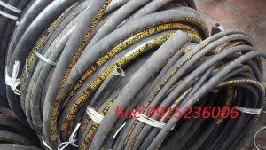 Phân phối các loại ống cao su bố vải, ống nhựa mềm lõi thép, ống cao su lõi thép