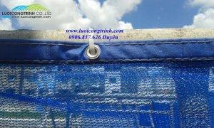 Lưới nhựa chắn bụi công trình giá tốt