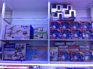 Chuyên cung cấp đồ chơi công nghê độc lạ giá rẻ