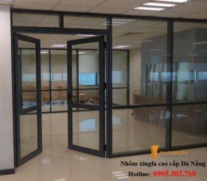 Các thiết kế cửa đi nhôm Xingfa thông dụng