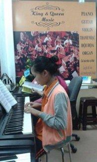 Khóa học Piano, Khóa học Ghita, Khóa học Violin rẻ nhất Hà Nội
