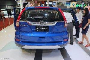 Bán Honda CRV  2016 mới 100%, giá ưu đãi nhất miền nam