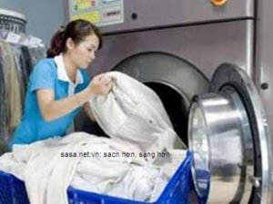 Dịch vụ giặt là SASA Clean  giá tốt nhất