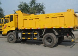 Bán xe tải ben 8 tấn DongFeng Hoàng Huy YC180 nhập khẩu nguyên chiếc