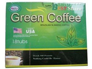 Trà giảm cân coffee green