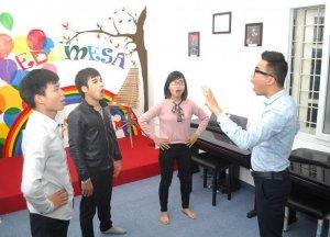 Miễn phí lớp học thanh nhạc tại edumesa