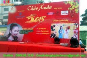 Dịch vụ cho thuê sân khấu lắp ráp sự kiện