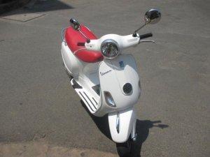 Vespa LX Ý Trắng 150cc, Mua 209 Xe Ít Đi, Còn...
