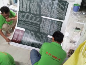 In nhanh giá rẻ | In nhanh giá rẻ PP cán format tại TPHCM