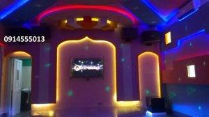 Thiết kế, trang trí, tiêu âm, cách âm, nâng cấp phòng karaoke