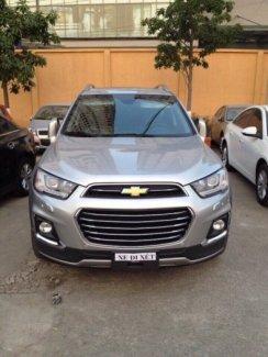 Chevrolet Captiva REVV 2016 xe SUV 7 chỗ - Chính hãng