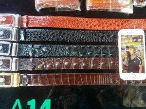 Chuyên bán dây nịt và phụ kiện da Cá Sấu cao...