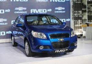 Bán Chevrolet Aveo 2017 rẻ nhất hcm. Hỗ trợ...