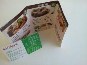 In brochure TPHCM | In brochure giá rẻ | Giá in brochure tại xưởng
