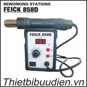 Máy khò nhiệt FEICK SMD-858D