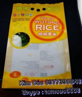 Chuyên cung cấp, sản xuất bao gạo 5kg, 10kg, 18kg, 20kg, 25kg, 50kg