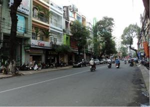Bán nhà mặt tiền Nguyễn Công Trứ, ngay trung tâm hành chính quận 1
