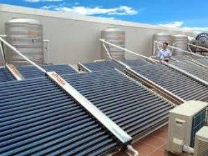 Máy nước nóng năng lượng mặt trời hệ công nghiệp Vitosa 1500 lít