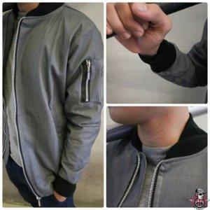 áo khoác bomber nam