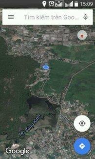 Bán Đất mặt tiền ven Lộ đường ra biển Hồ Tràm