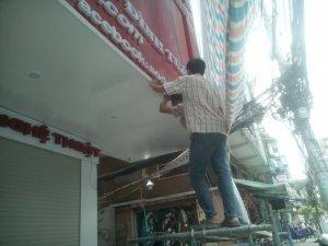 Sửa chữa thi công shop,cửa hàng ,kiot
